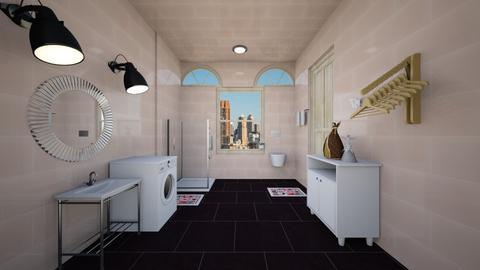 BlackPink 12 - Feminine - Bathroom  - by khinphyucinhtet