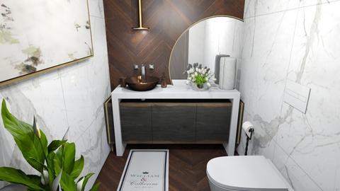 toilet - by Mounir HSSIN