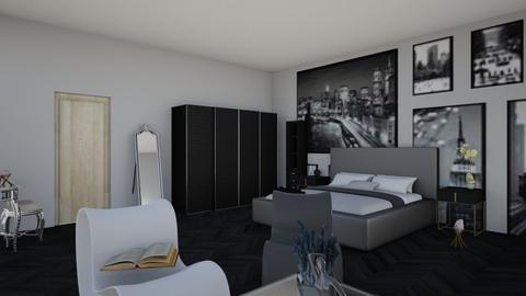 Bedroom - Modern - by Nataly Antypa