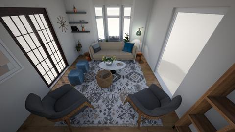 jill - Living room  - by JHELFERTY