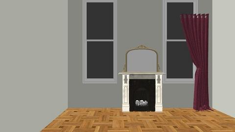 art deco - Living room  - by bruhitshannah