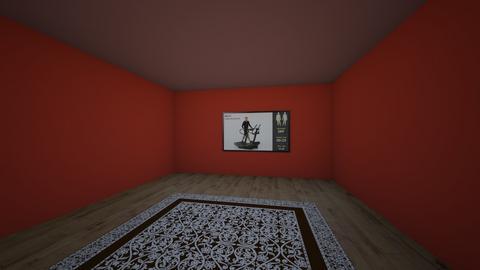 Model Room - Bedroom  - by kesslerJ