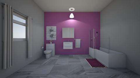 my bathroom - Modern - Bathroom - by katherinelouisea