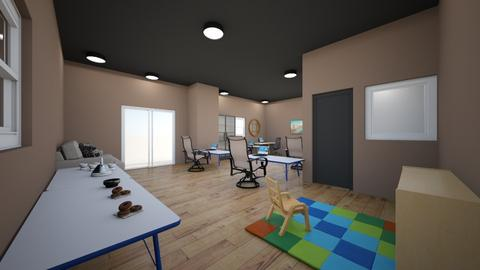 Matts Class Remake - Office  - by dylan64553