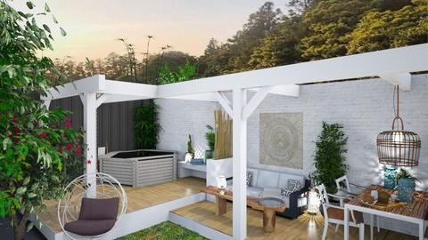 Luxury Lounge - Garden  - by mijnspeeltuin