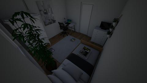 pokoj niki - Bedroom  - by wagoon2