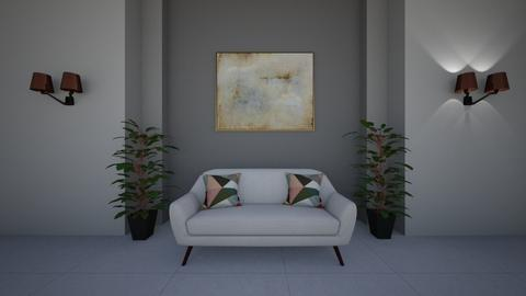 Statement piece - Living room  - by Idkwhy