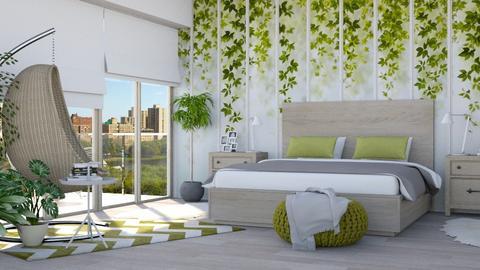 UJB - Bedroom - by Lizzy0715