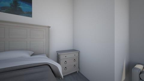 Faith - Modern - Bedroom  - by x_faitthhh
