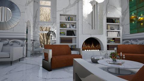 Viejo y Nuevo - Eclectic - Living room  - by LuzMa HL