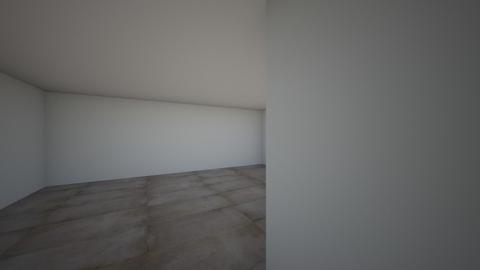 Plan wo walls - by antoniomtzm