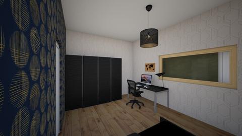 er - Living room  - by henrykcardoen