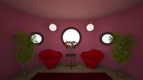 Raspberry Room - by ellierocks13