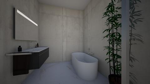 Bojana 1 flat - Modern - Bathroom - by bojanamulickoska2005