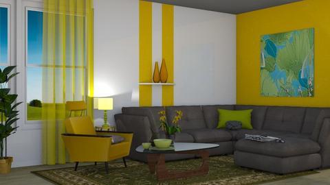 Living ROOM - Modern - Living room - by nat mi