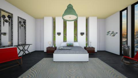 Minimal - Minimal - Bedroom  - by mrschicken