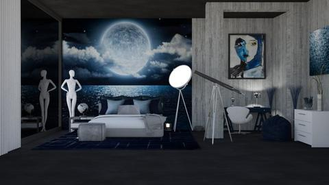 STARRY NIGHT - Modern - Bedroom  - by RS Designs