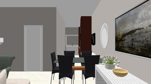 Mums Kitchen - Kitchen  - by Namrata OConnell