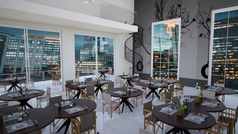 City Restaurant - by jafta