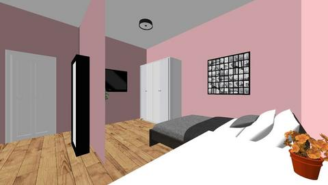 this the one - Bedroom  - by jasia21