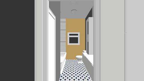 bathroom white - Bathroom  - by micheleweissglaza