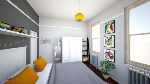 bedroom 6 - Bedroom - by elisapini02
