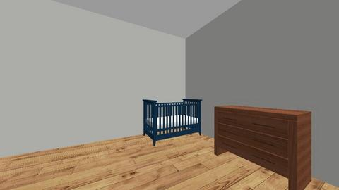 Twin Baby Boys room - by asteuck