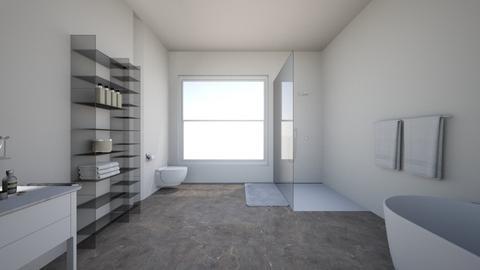 Couples bathroom - Bathroom  - by mackenziemb