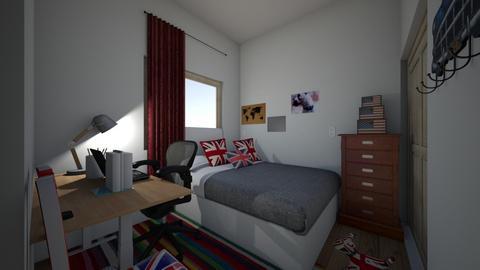PELAYO - Bedroom  - by alba1
