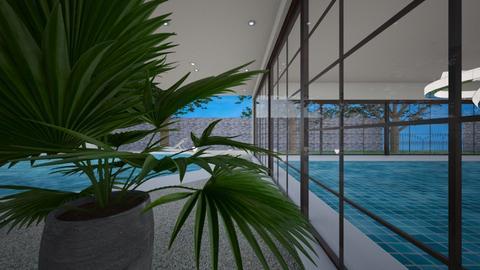 pool2 day - Garden  - by lovasemoke