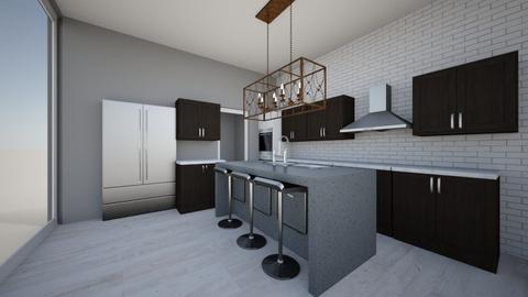 My Kitchen - Modern - Kitchen  - by jaydemakenzie