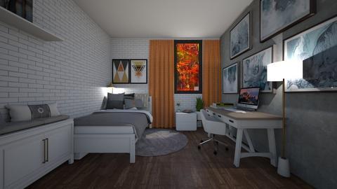 Bedroom - Bedroom  - by Tanem Kutlu