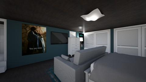 Basement Bedroom 4 - Bedroom  - by SammyJPili