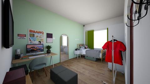 Micaela Moormeier - Vintage - Bedroom  - by Micaela30
