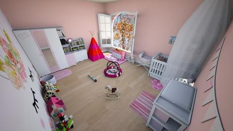 family home 146 - Modern - Kids room  - by Stavroula Chatzina