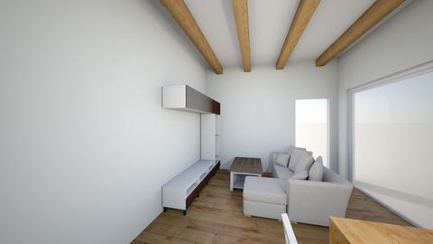 sala cucina - Living room  - by Mattewmenta