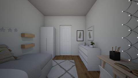 Noa Altman 31 - Kids room  - by erlichroni