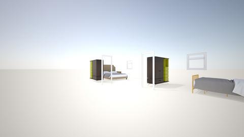 Projeto casa - Modern - Living room  - by charllesvale