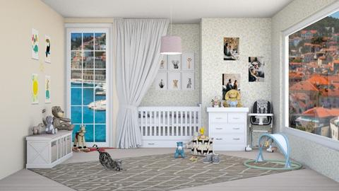 Organic Baby Nursery - Vintage - Kids room  - by deleted_1619766550_Pheebs09