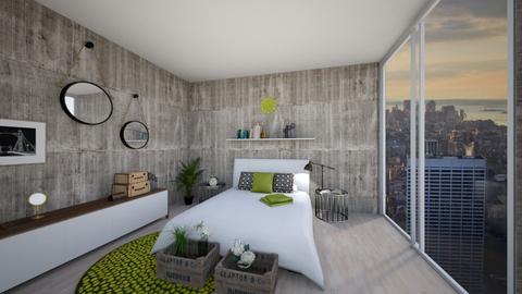 Shabby - Vintage - Bedroom  - by joedema