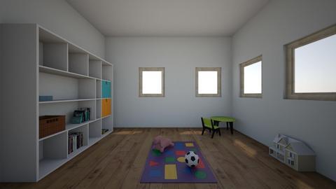 kids playroom - Kids room  - by BaylorBear