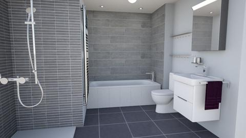 bathroom5 - Bathroom  - by theBunt