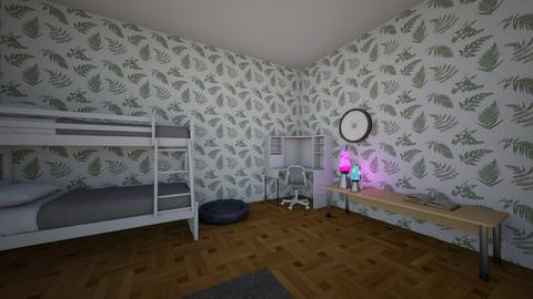 kids bedroom - Modern - Kids room  - by ROOMRENOVATER