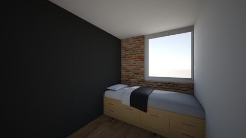 Habitacion - Rustic - Bedroom - by barbasdos