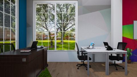 Derricks seat - Office  - by Jeycie Designs