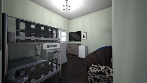 My bedroom - Vintage - Bedroom  - by Carleybee