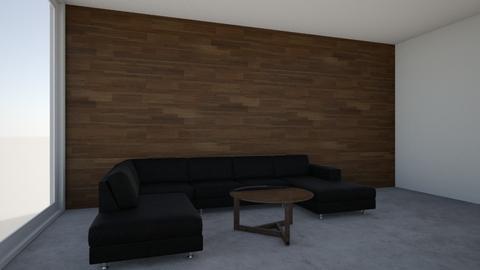 living - Living room - by nabilacandra