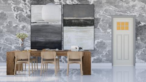 Minimal Dining - Minimal - Dining room  - by HenkRetro1960