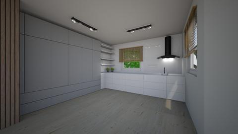 michal - Kitchen  - by kgolla