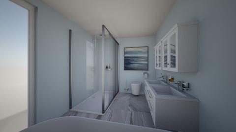 Bath5 - Modern - Bathroom  - by JeffWhitcomb0747